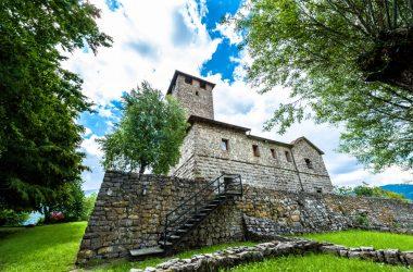 Fotografie Castello Suardi Bianzano