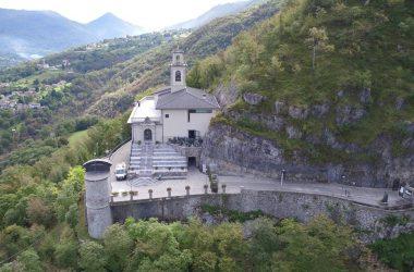 Fotografie Santuario Cornabusa Sant'Omobono Terme