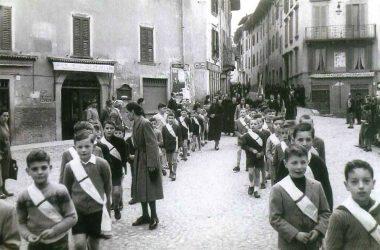 Fotografie storiche Gazzaniga
