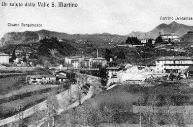 Fotografie vecchie Caprino Bergamasco