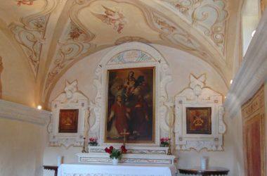 Fuipiano Altare CAPPELLA dedicata ai santi Filippo Neri