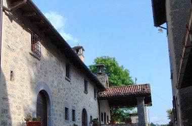 Fuipiano Bergamo. Borgo di Arnosto