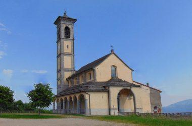 Fuipiano Valle Imagna chiesa parrocchiale di San Giovanni Battista