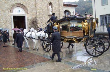 Funerale Curno