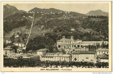 Funicolare San Pellegrino Terme