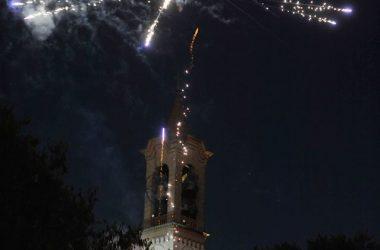 Fuochi Festa di San Donato Terno d'Isola
