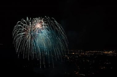 Fuochi artificiali Scanzorosciate