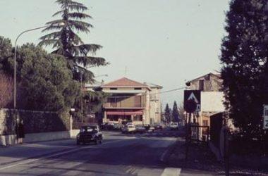 GORLE Via Mazza nel 1978