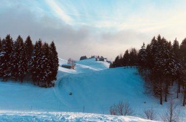Gandino Inverno Monte Farno
