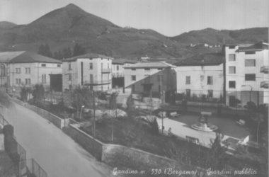 Gandino anno 1956