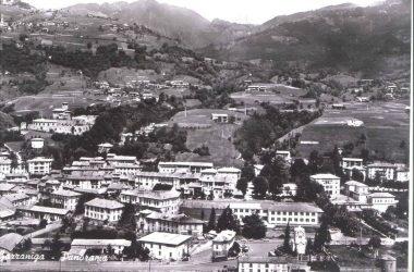 Gazzaniga Panorama