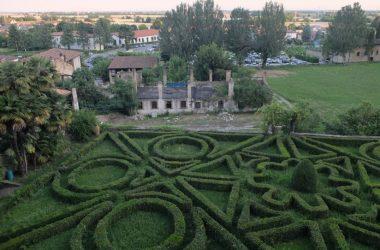 Giardino Castello di Costa di Mezzate