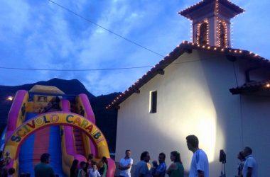 Giochi Bambini Sagra di Sant'Antonio Pratomano Sedrina