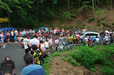 Giro d'italia 2014 Gazzaniga