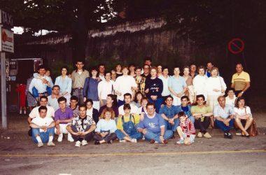 Gita oratorio Mozzanica anni 80