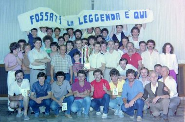 Giuseppe Fossati Mozzanica 1982