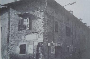 Gorle Via Marconi angolo via Don Mazza. (La Torretta)