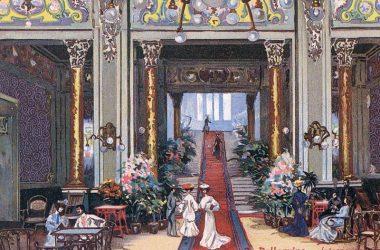 Grand Hotel San Pellegrino Terme nel 1906