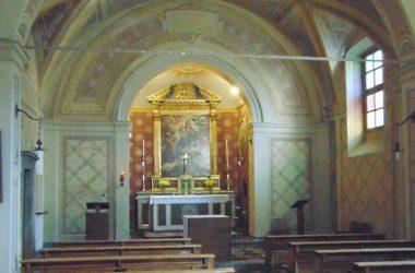 Gromo Bergamo piccola chiesa, ora di proprietà comunale