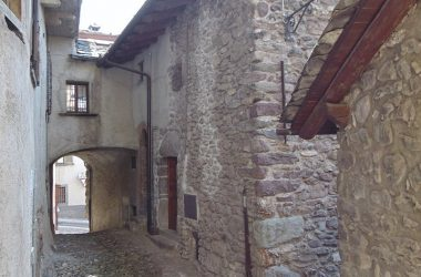 Gromo - Bergamo vie del borgo antico