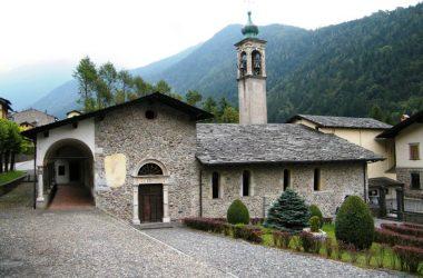 Gromo, Chiesa di San Giacomo