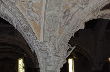 Gromo La chiesa di San Giacomo apostolo e San Vincenzo
