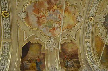 Gromo San Marino - Gandellino- Bergamo-Chiesa di S.Maria Nascente