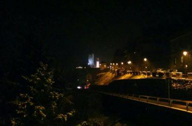 Gromo di sera