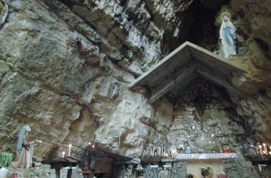 Grotta della Madonna di Lourdes Rosciano Ponteranica