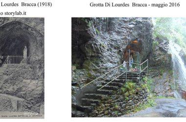 Grotta di lourdes Bracca