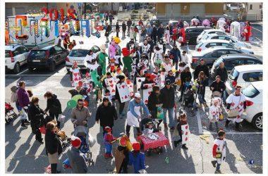 Gruppi Carnevale Piazza Brembana - Valnegra