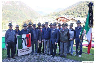 Gruppo Alpini F.lli Calvi Piazza Brembana
