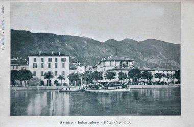 Hotel Cappello Sarnico