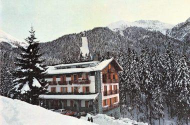 Hotel Vittoria anni 60 Gromo