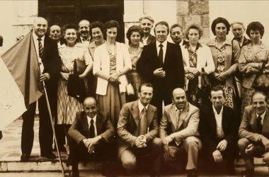 I coscritti Del 1930 Colere