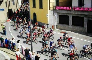 Il 100o Giro d'Italia a Songavazzo