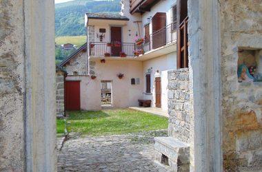 Il Borgo di Arnosto a Bergamo