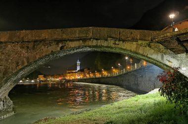 Il Brembo a San Pellegrino Terme