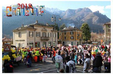 Il Carnevale Piazza Brembana - Valnegra
