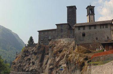 Il Castello Ginami di Gromo