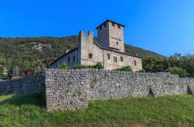 Il Castello Monasterolo del Castello Bg