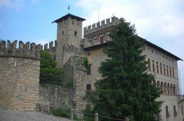 Il Castello di Costa di Mezzate (BG)