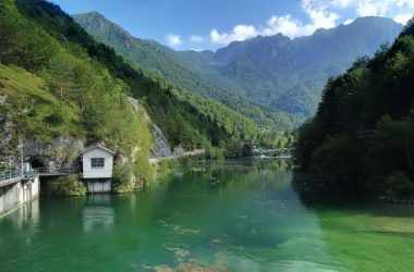 Il Lago di Cassiglio Bergamo