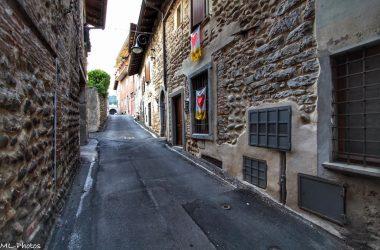 Il Paese di Almenno San Salvatore Bergamo