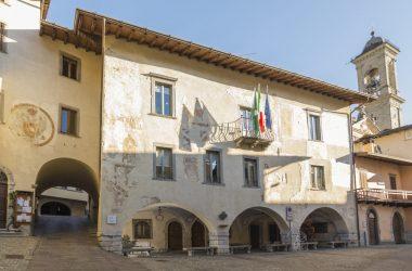 Il Palazzo Pretorio - Vilminore di Scalve