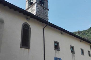 Il Santuario Madonna dello Zuccarello - Nembro