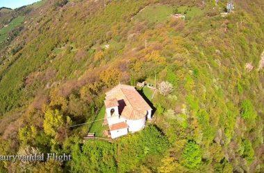 Il Santuario a Parzanica