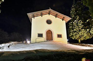 Il Santuario dell'Assunta - Bianzano