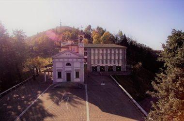 Il Santuario della Beata Vergine della Forcella Pradalunga