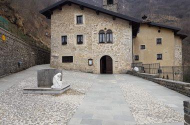 Il Santuario della Madonna del Perello Algua Bergamo